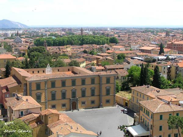Vista de Pisa