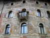 Fachada en Trento