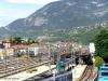 Estación de tren de Trento