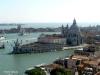 Final del Gran Canal de Venecia
