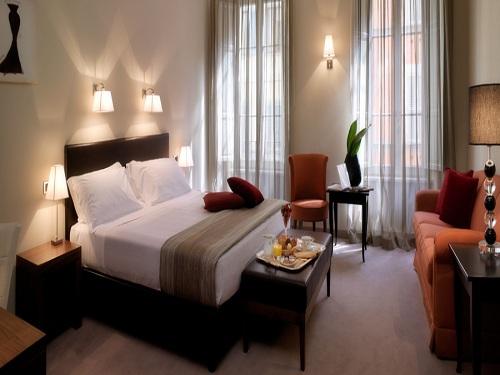 Hoteles en Parma