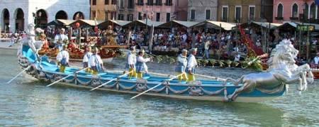 Regata Storica, la gran competición veneciana