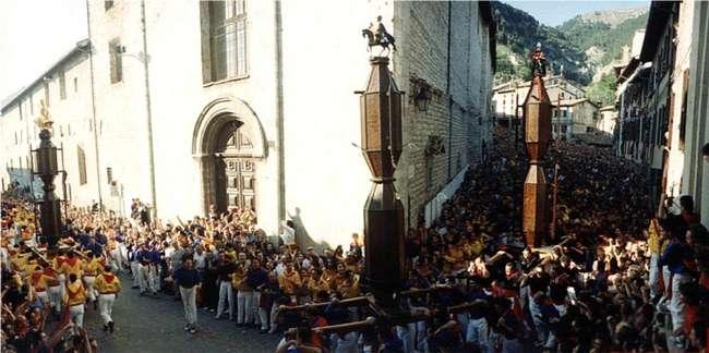 Fiestas de Mayo en Italia