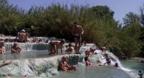 Italia, paraiso termal