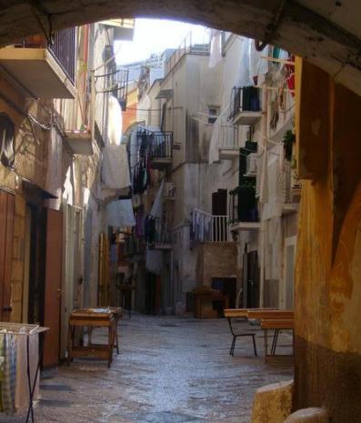 Casco historico de Bari