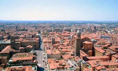Bolonia, la ciudad de los apodos