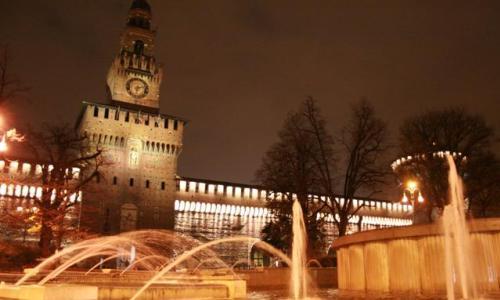 Castillo Sforzesco, Milan, museos