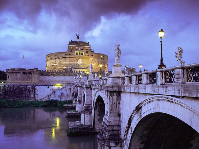 Castillo sant'angelo, Roma