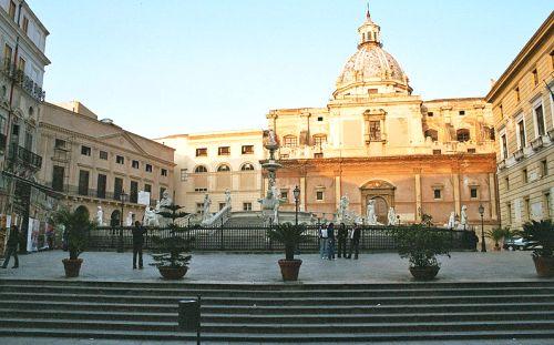 Via Maqueda, Palermo histórico, Sicilia
