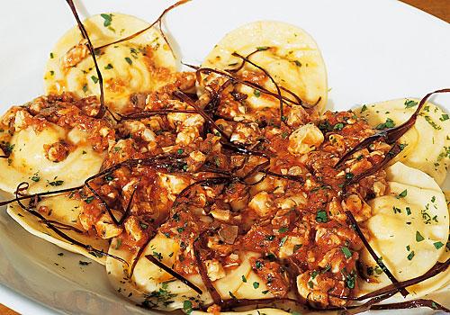 Gastronomía italiana, Turín, Piamonte
