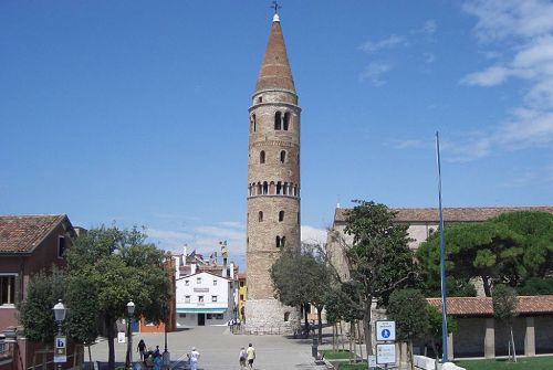 Catedral de San Esteban, Caorle, Venecia, Adriático