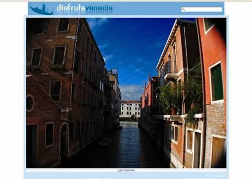 Disfruta Venecia