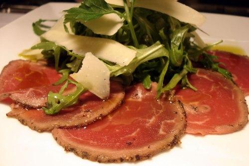 Carpaccio, gastronomia italiana