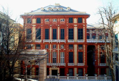Palazzo Rosso, Strada Nuova, Genova, Liguria