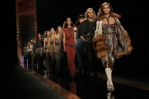 La Semana de la Moda, en Milan