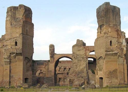 Termas de Caracalla, Roma