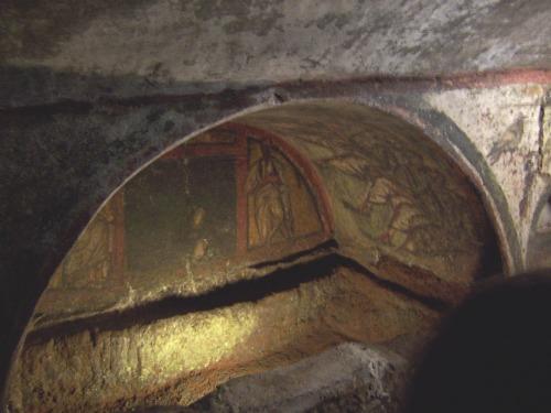 Catacumbas cristianas de Roma