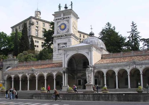 Friuli, Castillo de Udine