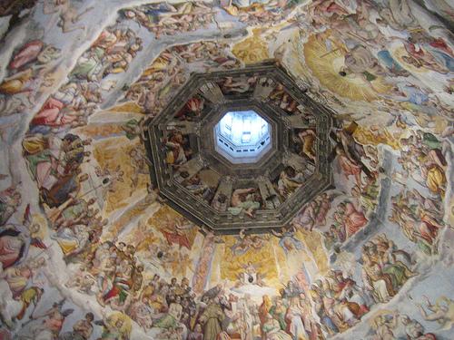 Imagen del interior del Duomo