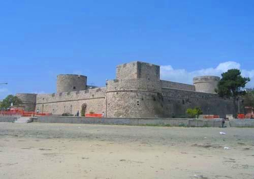 El castillo de Manfredonia