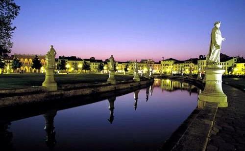 Padua, monumentos destacados
