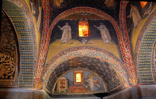 Ravenna, la ciudad de los mosaicos