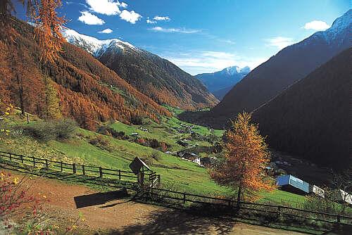 Parque Nacional del Stelvio