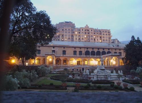 Palacio del Principe en Genova