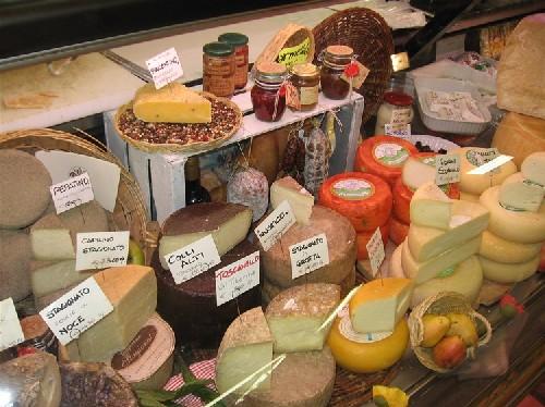 Los mercados tradicionales de Italia