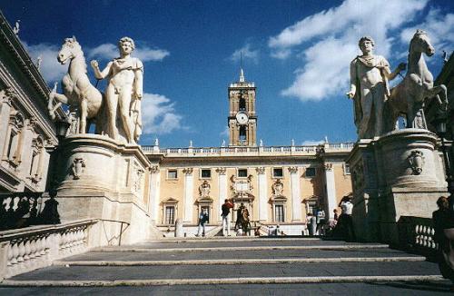 la Colina Capitolina