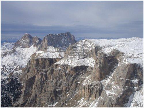 Imagen de los dolomitas