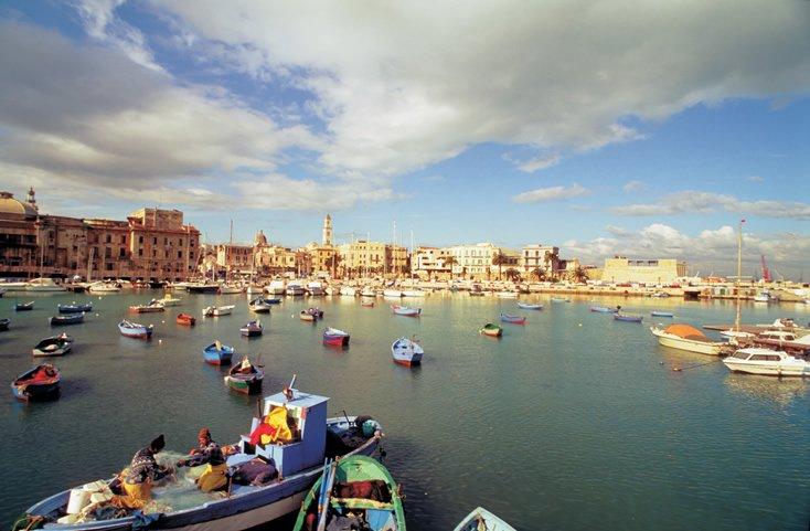 Pasar un dia en Bari