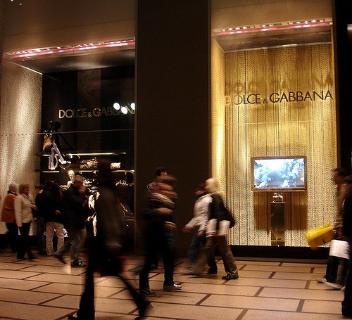 Dolce Gabbana en Milán