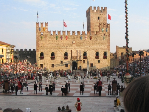Plaza de Marostica
