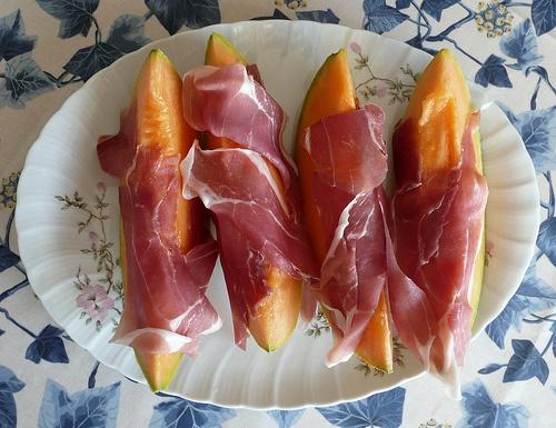 Prosciutto de Parma, una delicia italiana