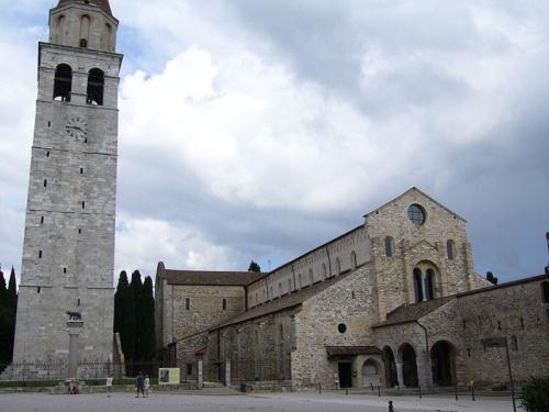 Basílica de Aquilea, los principios del Catolicismo