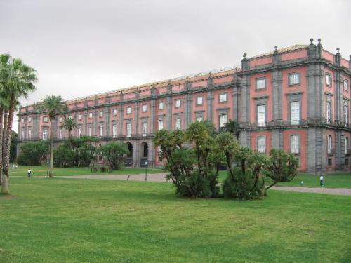 Palacio de Capodimonte