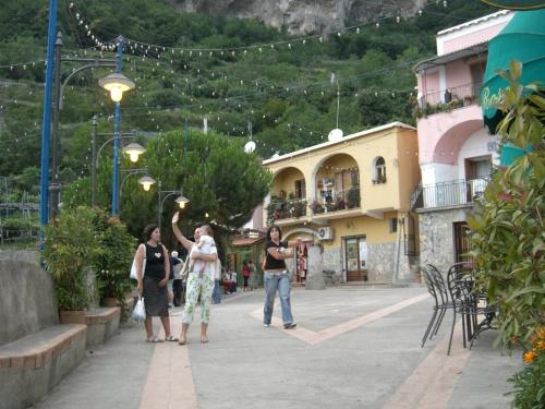 Otras hermosas villas cerca a Positano