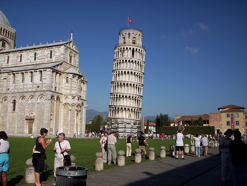 Campo del Milagro en Pisa