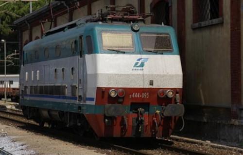 En Tren por Italia
