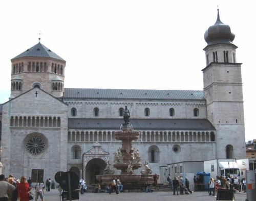Catedral de Trento