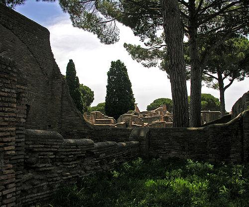 Ostia Antica, una visita al pasado de Roma