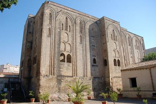 Algunos lugares turísticos de Palermo