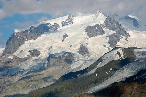 Monte Rosa en Piamonte