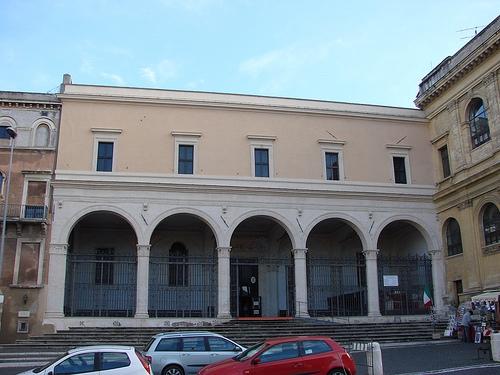 Iglesia San Pietro in Vincoli