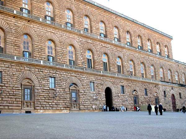 Palazzo Pitti de Florencia