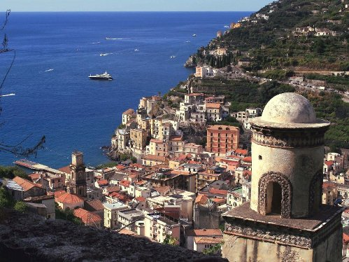 Ruta por Ischia y Capri, archipiélago campano