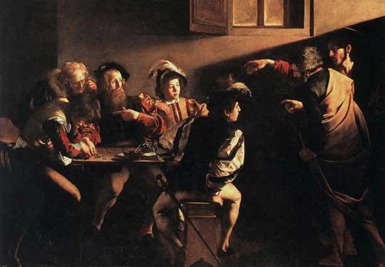 Caravaggio, gran pintor barroco