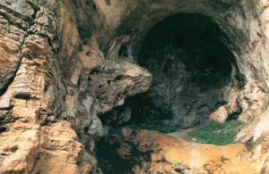 cueva villa doria