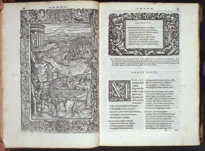 Renacimiento en la literatura italiana